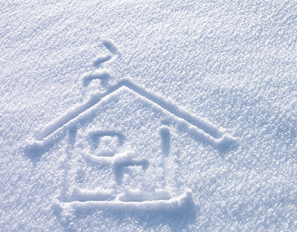 So wird Ihr Nest Winterfest