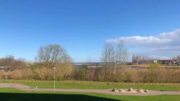 Moderne Ferienwohnung mit unverbaubarem Blick zur Ostsee (129835919)
